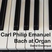 Carl Philip Emanuel Bach at Organ von David Ennarqua