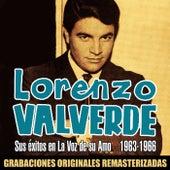 Sus éxitos en La Voz de su Amo (1963-1966) by Lorenzo Valverde