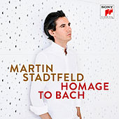 Homage to Bach - 12 Pieces for Piano/VIII. Siciliano in G von Martin Stadtfeld