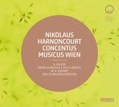 Salieri: Prima la musica e poi le parole - Mozart: Der Schauspieldirektor, K. 486 (Live) von Various Artists