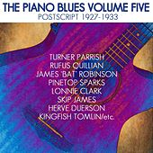 The Piano Blues, Vol. 5 by Various Artists