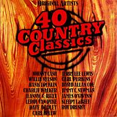40 Country Classics de Various Artists