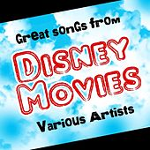 Great Songs From Disney Movies von Various Artists