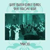 Great British Dance Bands Play Jerome Kern von Various Artists
