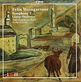 Weingartner: Lustige Ouvertüre & Symphony No. 3 in E Major di Sinfonieorchester Basel