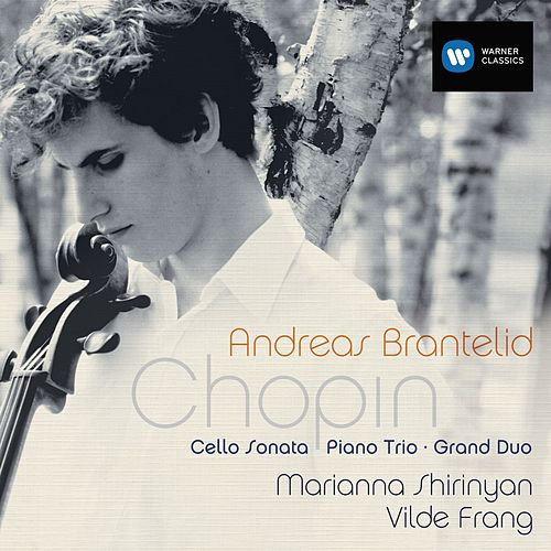 Chopin: cello music by Marianna Shirinyan