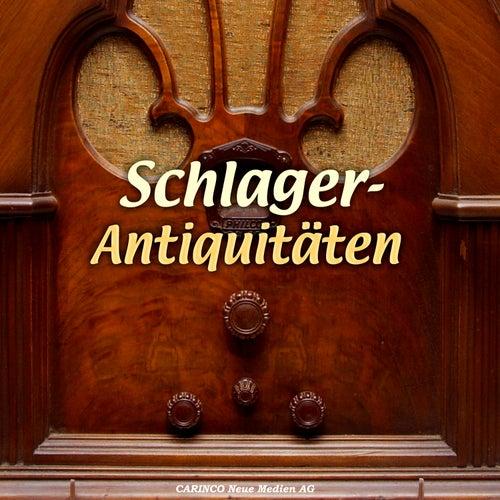 Schlager - Antiquitaten by Various Artists