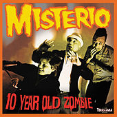 10 Year Old Zombie by Misterio