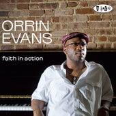 Faith in Action by Orrin Evans