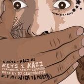 W.Y.M (feat. Guilty Simpson & DJ Grazzhoppa) by C. Keys