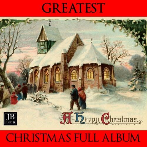 greatest christmas hits full album white christmas the christmas song winter wonderland - White Christmas Snow Song