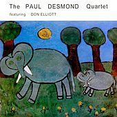 Paul Desmond Quartet Featuring Don Elliott by Paul Desmond