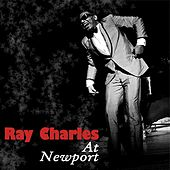 Ray Charles At Newport von Ray Charles