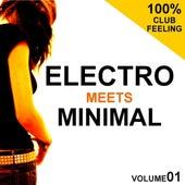 Electro Meets Minimal, Vol. 1 de Various Artists