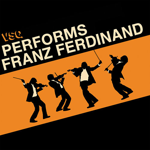 The Vitamin String Quartet Tribute to Franz Ferdinand by Vitamin String Quartet