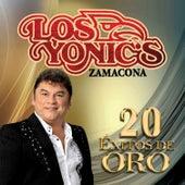 20 Éxitos de Oro de Los Yonics