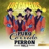 Puro Corrido Perrón Con Banda, Vol. 2 by Los Canelos De Durango