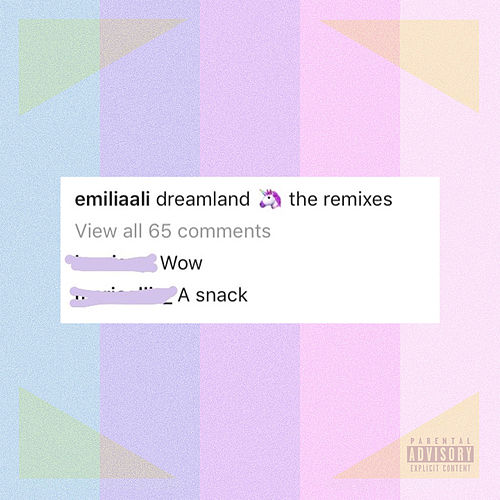 Dreamland (The Remixes) by Emilia Ali