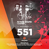 Future Sound Of Egypt Episode 551 by Various Artists