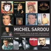L'essentiel des albums studio de Michel Sardou
