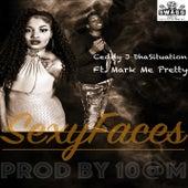 Sexy Faces (feat. Nyketa Cloud) de Cedric Jones