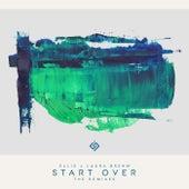 Start over (The Remixes) de Ellis