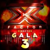 Factor X Directos. Gala 3 de Various Artists