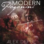 Modern Paganini by Alex De Pue