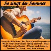 So singt der Sommer von Various Artists