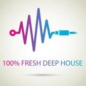 100% Fresh Deep House van Various