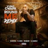 Round Me Remix van Various