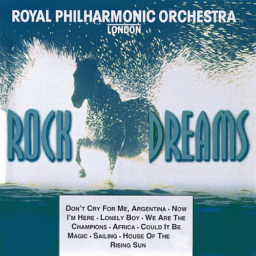 Rock Dreams - Vol. 3 by Royal Philharmonic Orchestra