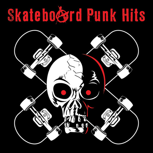Skateboard Punk Hits von Various Artists