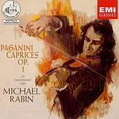 FDS - 24 Caprices for Solo Violin, Op. 1 de Michael Rabin
