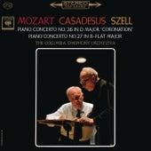 Mozart: Piano Concertos Nos. 26 & 27 by Robert Casadesus