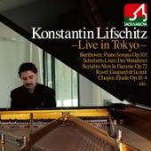 Live in Tokyo von Konstantin Lifschitz