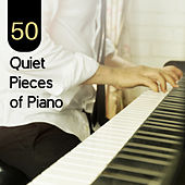 50 Quiet Pieces of Piano (Emotional Piano Jazz Collection, Smooth Instrumental Background) by Various Artists