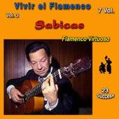Vivir el Flamenco, Vol. 3 (Flamenco Virtuoso) (23 Sucess) de Sabicas