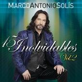15 Inolvidables de Marco Antonio Solis
