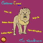 Great Cartoons Tunes, Vol. 2 de The Headliners