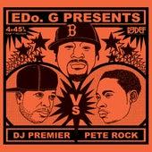 Edo. G Presents DJ Premier VS Pete Rock von DJ Premier Edo. G