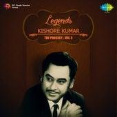 Legends - The Prodigy, Vol. 3 by Kishore Kumar