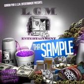 Grindin Pun & L.G.M. Entertainment Presents: Tha Sample von Various Artists