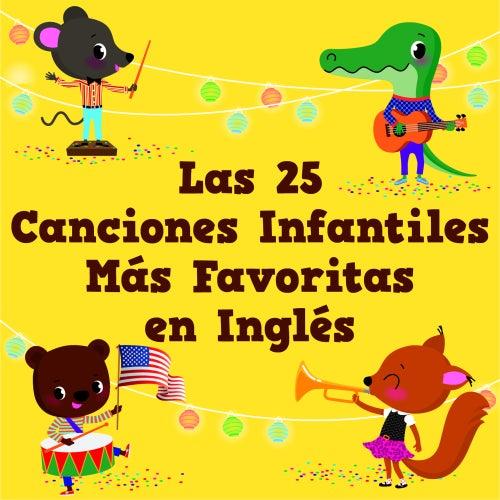 Las 25 Canciones Infantiles Más Favoritas en Inglés de The Countdown Kids