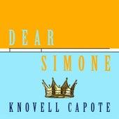 Dear Simone van Knovell Capote