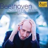 Beethoven: Piano Sonata No. 29 in B-Flat Major, Op. 106 - 33 Variations on a Waltz by Diabelli, Op. 120 by Adam Neiman
