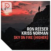 Sky on Fire (Higher) by Ron Reeser