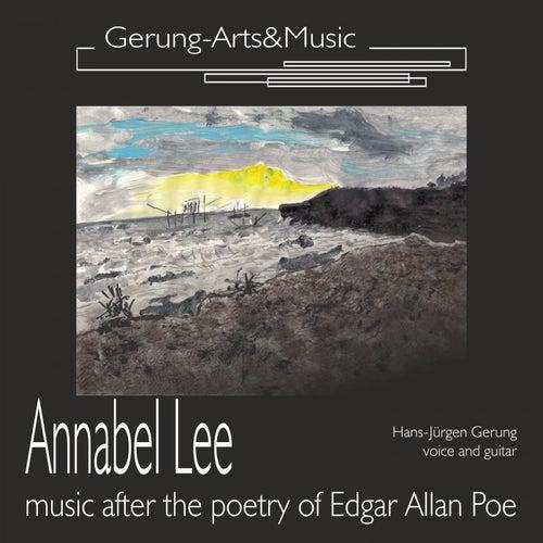 Annabel Lee (Musik über ein Gedicht von E. A. Poe) by Hans-Jürgen Gerung