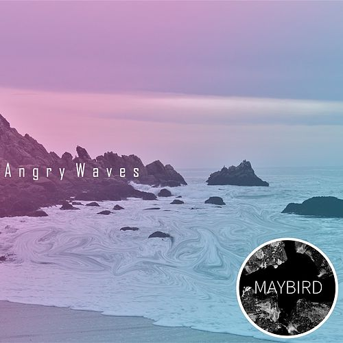 Angry Waves by Maybird
