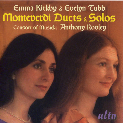 Monteverdi: Duets & Solos by Various Artists